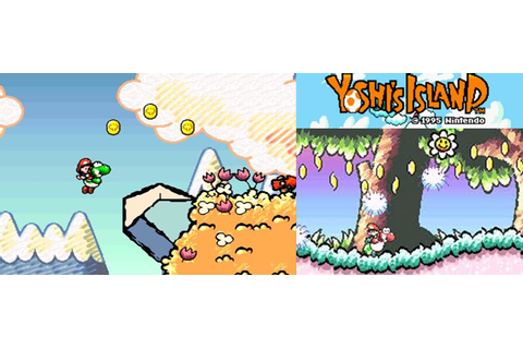 Super Mario World 2: Yoshi's Island – Overview – p4Ratchet