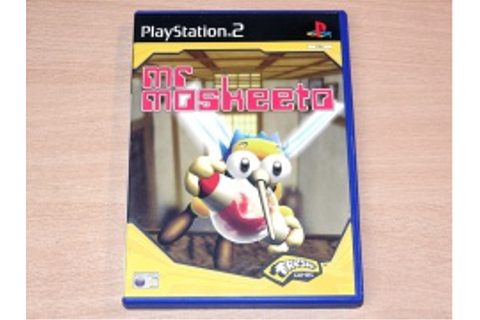 Mr Moskeeto by Fresh Games from Retrogames