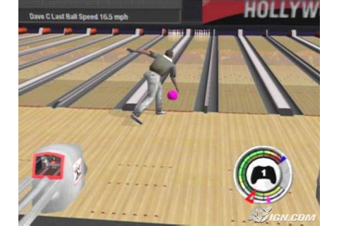 AMF Bowling 2004 Review - IGN