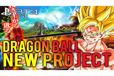 NEW DRAGON BALL Z GAME ANNOUNCED FOR PS4! - DRAGON BALL ...
