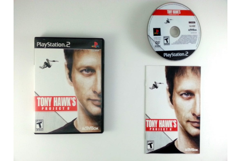 Tony Hawk Project 8 game for Playstation 2 (Complete ...