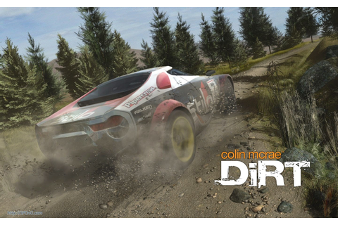 Colin Mcrae DIRT Full Version PC Game « Visaal Company