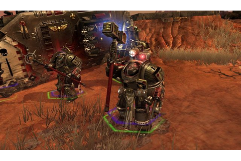 Warhammer 40,000: Dawn of War II - Retribution GAME MOD ...