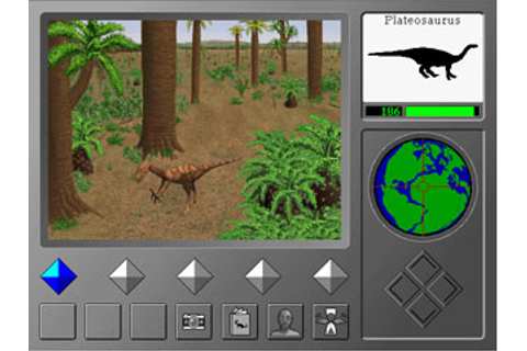 Download Dinosaur Safari | Abandonia