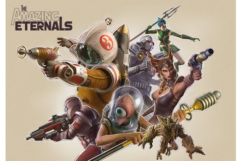 The Amazing Eternals | MMOHuts