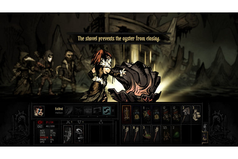 Darkest Dungeon Game | PS4 - PlayStation