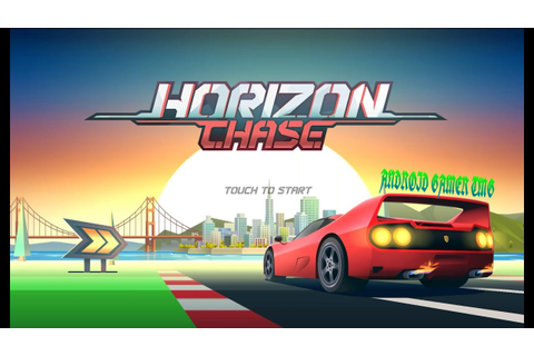 Horizon Chase - World Tour - HD Android Gameplay - Racing ...