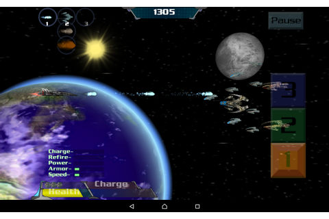 Download spel BlastZone 2: Arcade Shooter voor android