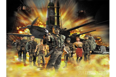 Commandos 2: Men of Courage Download on Games4Win