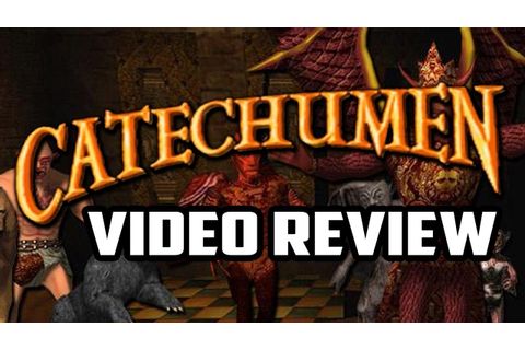 Retro Review - Catechumen PC Game Review - YouTube