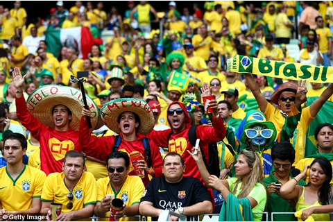 Brazil's World Cup 2014 carnival has altered perceptions ...