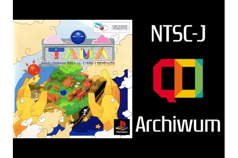 TAMA Adventurous Ball in Giddy Labyrinth [PS1/PSX] SLPS ...