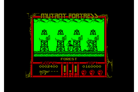 Mutant Fortress (1989)(Players Premier Software) - ROMs ...