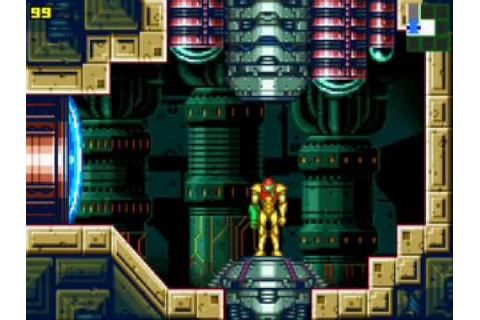 metroid zero mission gameplay part 1 - YouTube
