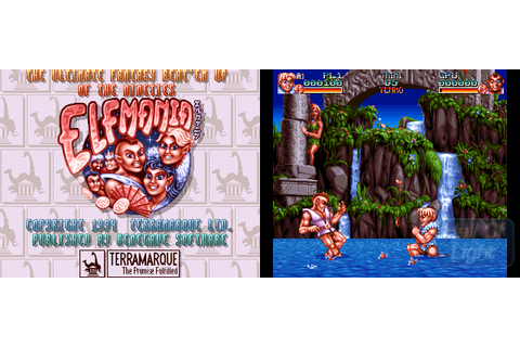 Elfmania : Hall Of Light – The database of Amiga games