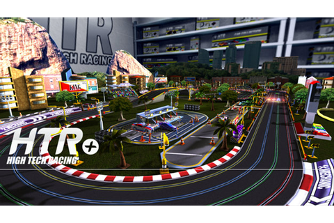HTR+ Slot Car Simulation Game | PSVITA - PlayStation