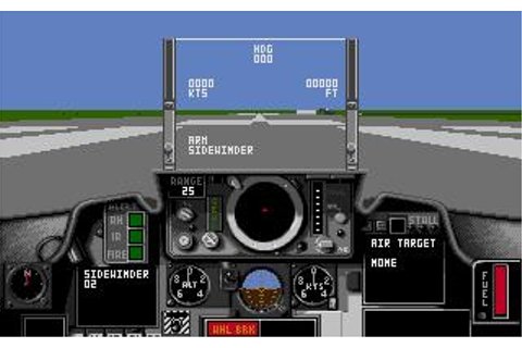 Fighter Bomber Download (1990 Amiga Game)
