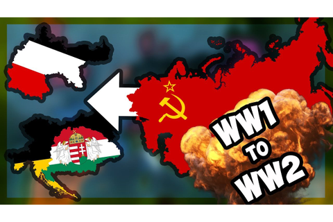 HOI4 | RUNNING A HOI GAME FROM WW1 to WW2! - WW2 P.1 ...