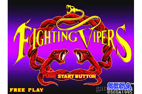 Fighting Vipers. Download and Play Fighting Vipers Game ...