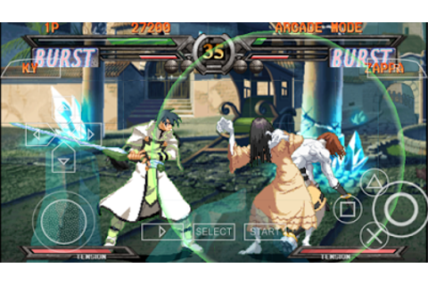 Guilty Gear Judgment Android Download PPSSPP _v[USA].iso ...