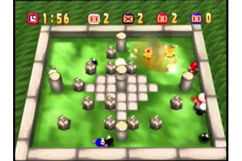 Bomberman 64 - Part 1: This Game's a Blast - YouTube