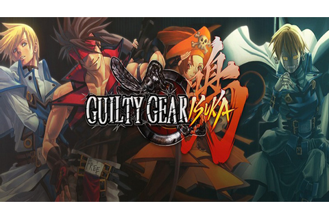 Guilty Gear Isuka - Download - Free GoG PC Games