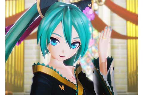 Review: Hatsune Miku: Project Diva X (Sony PlayStation 4 ...