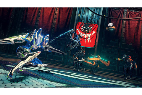 'Astral Chain': Game Review