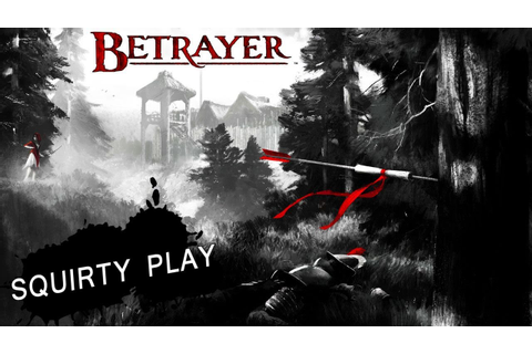 BETRAYER - A Good New Game On Steam!!! - YouTube