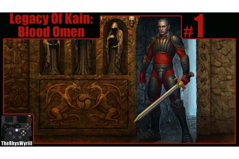 Legacy Of Kain: Blood Omen Playthrough | Part 1 - YouTube
