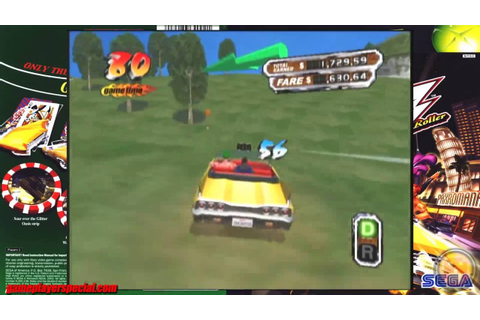 Crazy Taxi 3 High Roller - Xbox - Gameplay - 1080p - YouTube