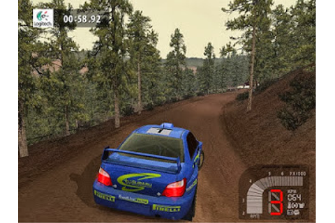 Richard Burns Rally PC GAME RiP Highly Compressed Free ...