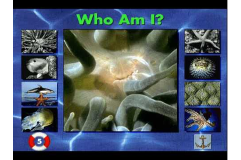 Who Am I? From Undersea Adventure MS-DOS/Packard Bell ...