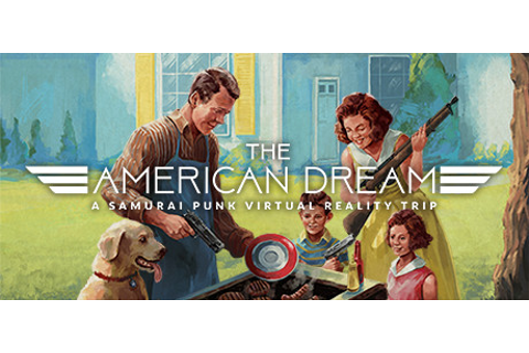 Save 35% on The American Dream on Steam