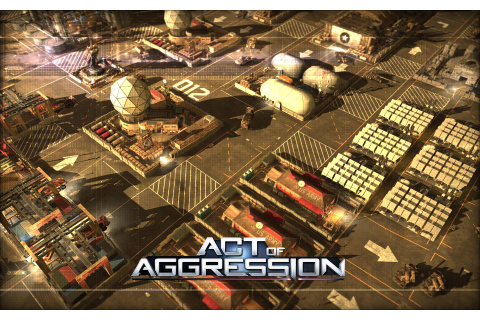 New Act of Aggression trailer reminds us of classic RTS ...