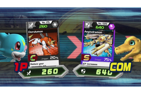 Digimon All-Star Rumble reveals Digicards system - Gematsu