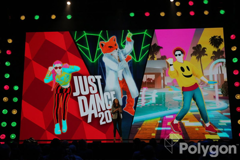 Just Dance Now uses your mobile device as a motion tracker ...
