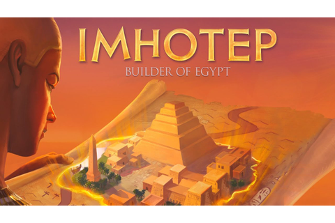 Imhotep Board Game by Phil Walker-Harding - YouTube