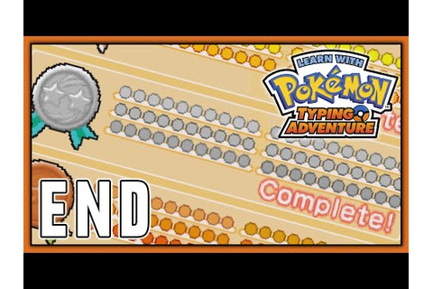 Learn with Pokémon: Typing Adventure - Mashpedia Free Video ...
