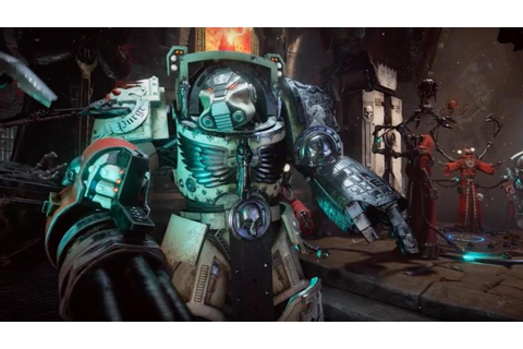 Space Hulk: Deathwing Official Enter the Space Hulk ...