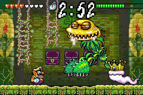 Wario Land 4 - Welcome