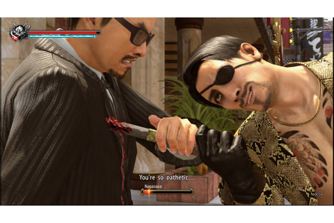 Review: Yakuza Kiwami 2 gets cleaned up for PS4 | Ars Technica