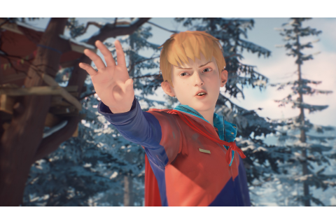 E3 2018: THE AWESOME ADVENTURES OF CAPTAIN SPIRIT ...