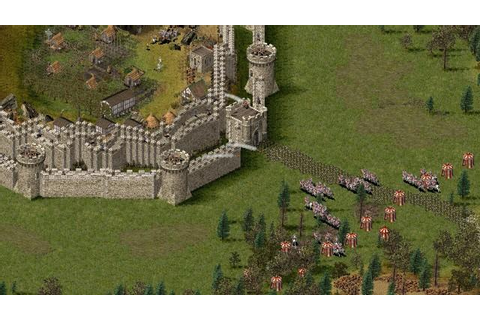 Stronghold 1 Free Download Full Game PC