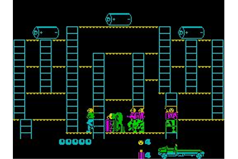Bear Bovver Screenshots for ZX Spectrum [zx.gamepixels.xyz ...