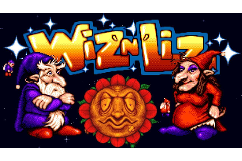 Wiz 'n' Liz: The Frantic Wabbit Wescue All Bosses (Genesis ...