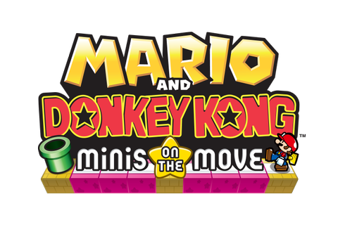 Mario And Donkey Kong: Minis On The Move Review | My ...