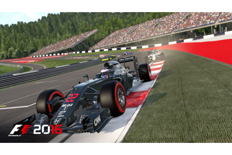 'F1 2016' gets 22-player support for online multiplayer races