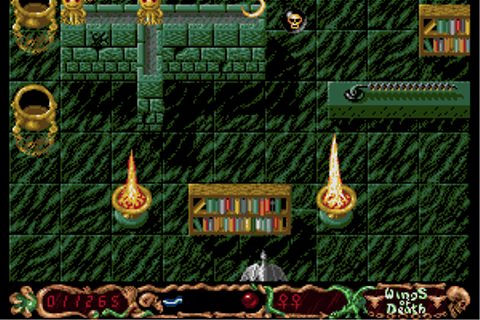 Download Wings of Death (Amiga) - My Abandonware