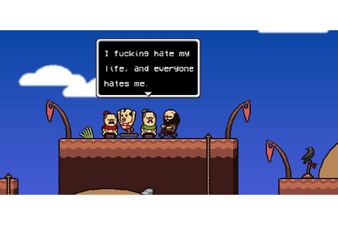 Indie Whatever 001 – LISA the Painful RPG | SideQuesting